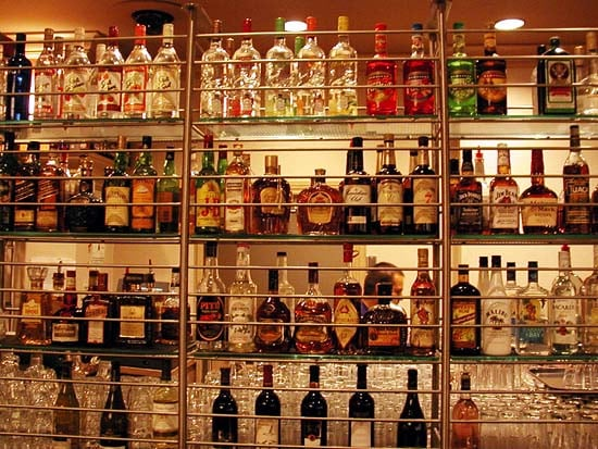Which type of liquor do you consume?