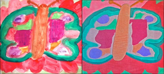 Preserve Children's Artwork As a Rug