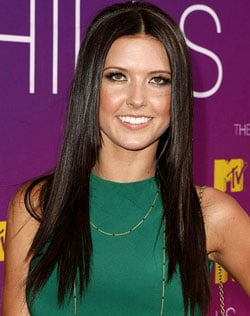 Audrina Patridge Makeup