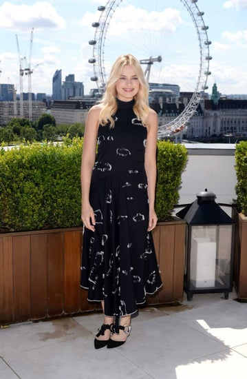 See Margot Robbie's Most Stylish Week Ever