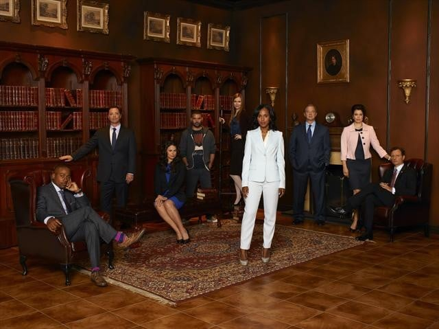 Scandal One win total:  Outstanding guest actor in a drama series, Dan Bucatinsky