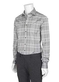 Burberry Men's Shirt — $250