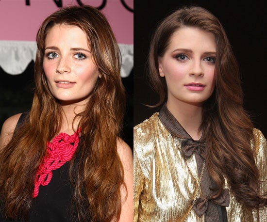 What type of waves do you prefer on Mischa Barton?