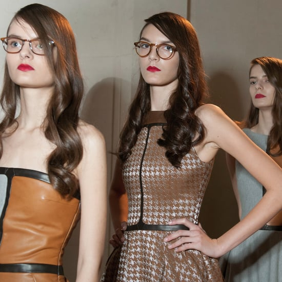 Glasses on the Runway at Haute Couture Fashion Week