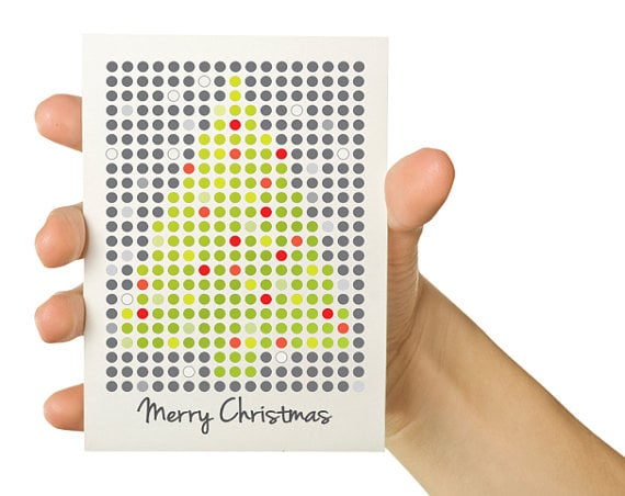 Dotted Card