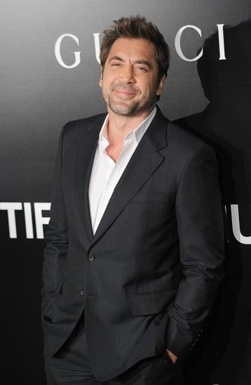 Pictures of Javier Bardem at Biutiful Screening in LA