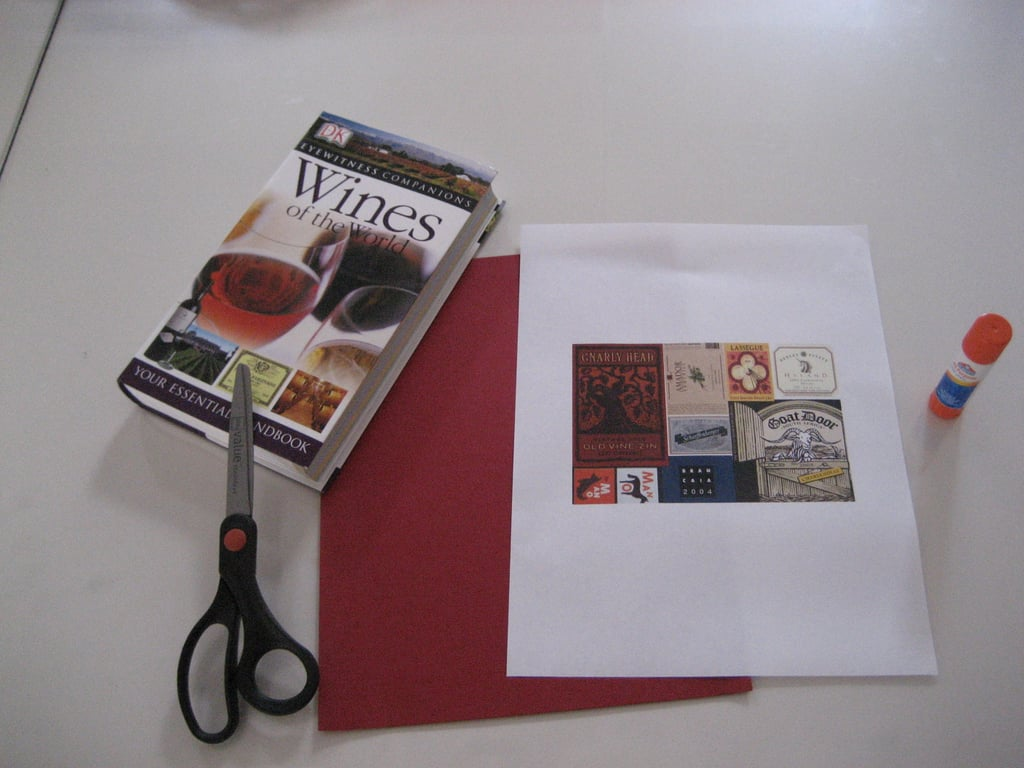 Come Party With Me: Wine Club's 1st Meeting - Invites