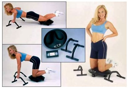 Review of Yukon Ultimate Fitness Object