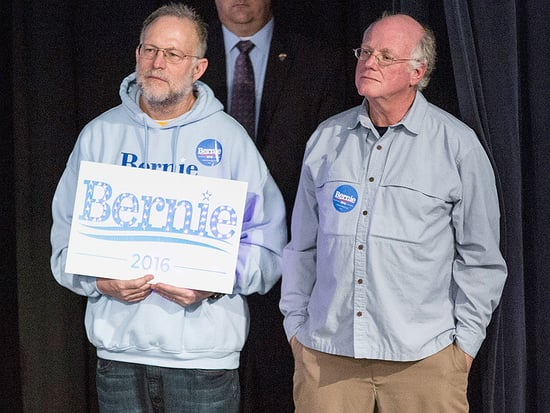 Ben & Jerry's Co-Founders Arrested During Protest at the U.S. Capitol