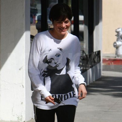 Selma Blair Working Out in LA