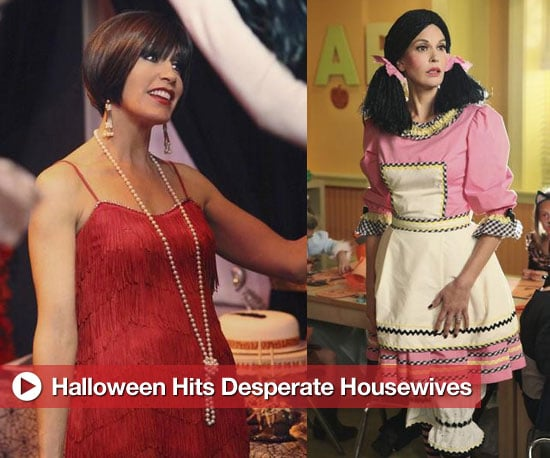 Halloween Pictures From Desperate Housewives