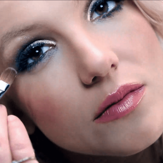 Britney Spears's Hold It Against Me Makeup Tutorial