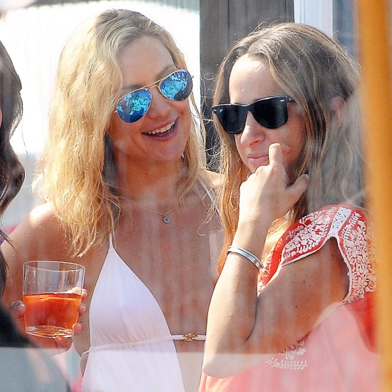 Celebrities at Joel Silver's Memorial Day Party 2015