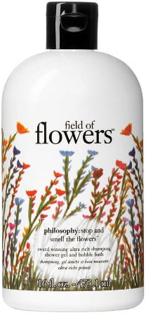Reader Review of the Day: Philosophy Field of Flowers Shower Gel