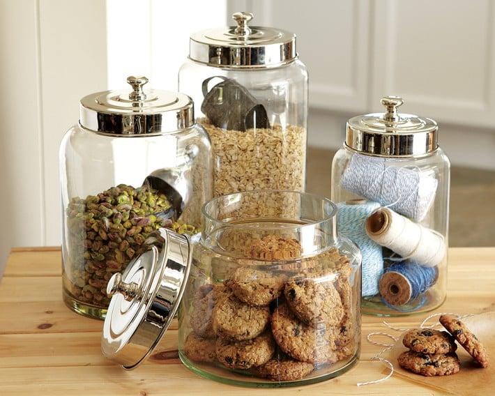 Kitchen: Rethink Your Storage
