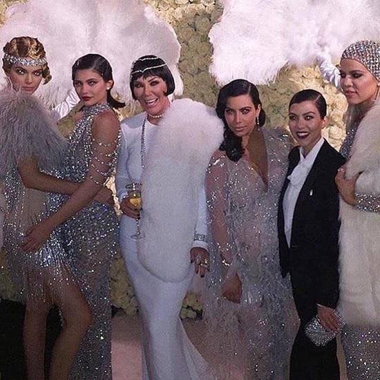 Kris Jenner's 60th Birthday Party | Pictures