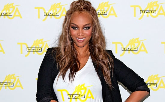 FROM EW: Tyra Banks Is Teaching a Course at Stanford's Graduate School of Business