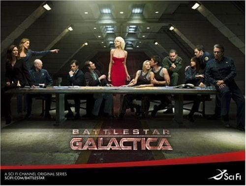 Bryan Singer May Direct a Battlestar Galactica Movie