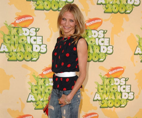 Orange Carpet Highlights From the Kids' Choice Awards