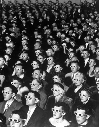 The Unintended Side Effects of Movies in 3D