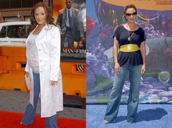 Celeb Mom Slim Down Secrets: Leah Remini