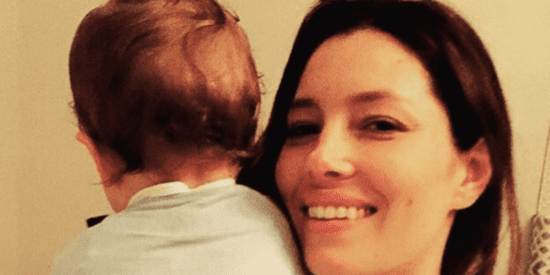 Justin Timberlake Issues A 'M.I.L.F. Alert' For Jessica Biel On Mother's Day