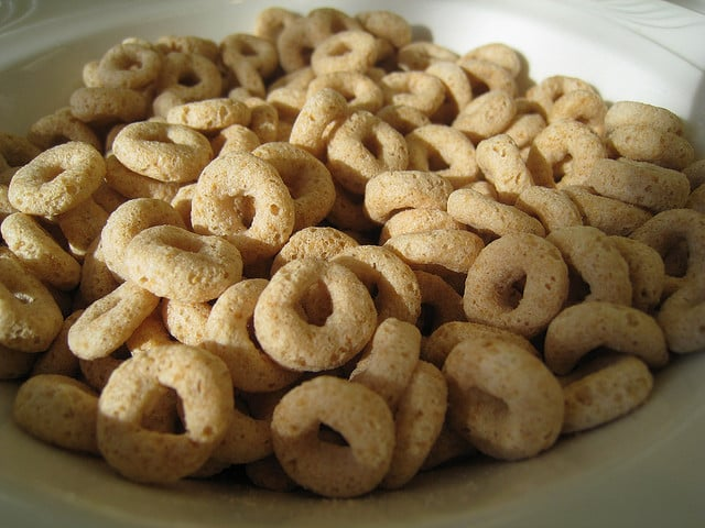 Ready-to-Go: Good Old-Fashioned Cheerios