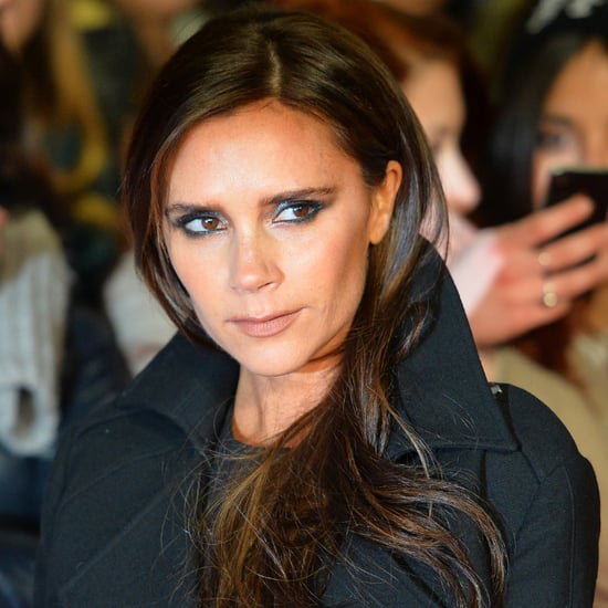 Victoria Beckham Beauty at The Class of '92 Premiere