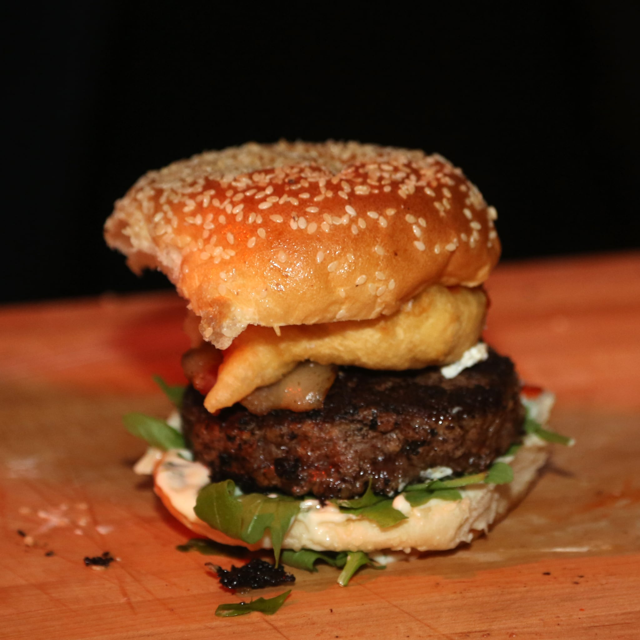 Best of the Bash: The Burger Dive