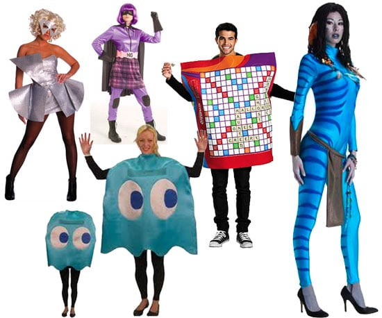Geeky Halloween Costumes 2010-10-07 15:45:52