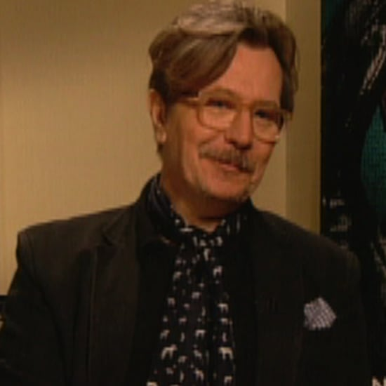 Gary Oldman Interview For Tinker Tailor Soldier Spy