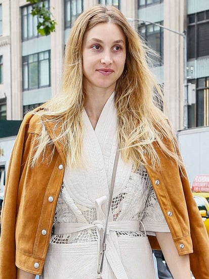 Whitney Port Shows Off 2 Perfect Styling Tricks in a Single Outfit