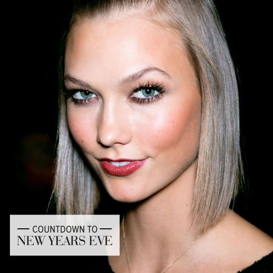 Ring In the New Year With These Runway Makeup Ideas