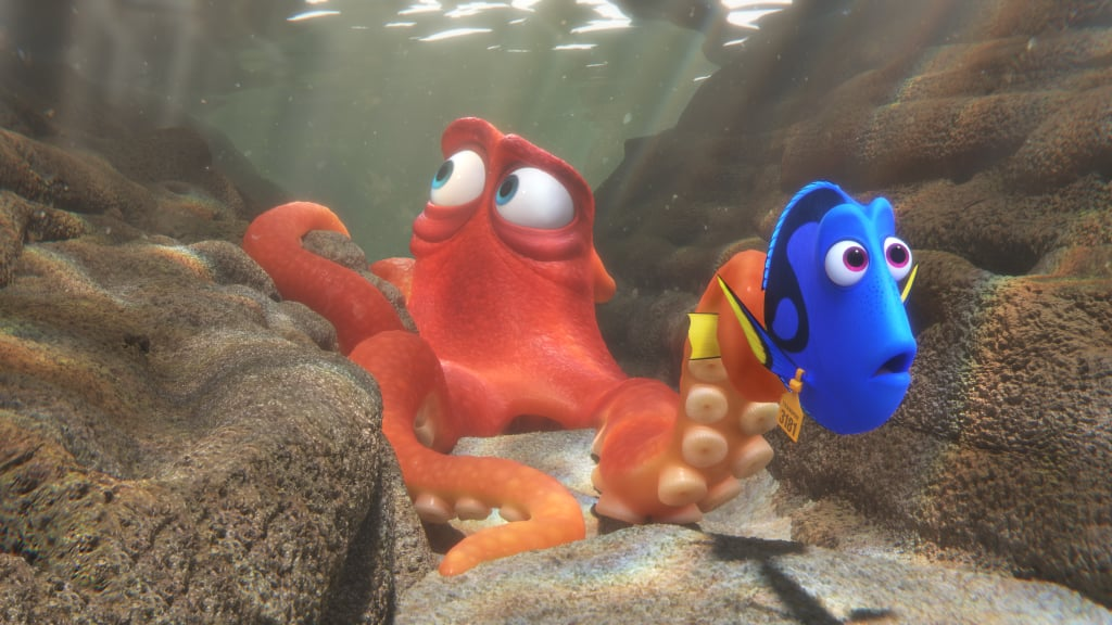 "The Reason Dory Always Sings ""Just Keep Swimming"""