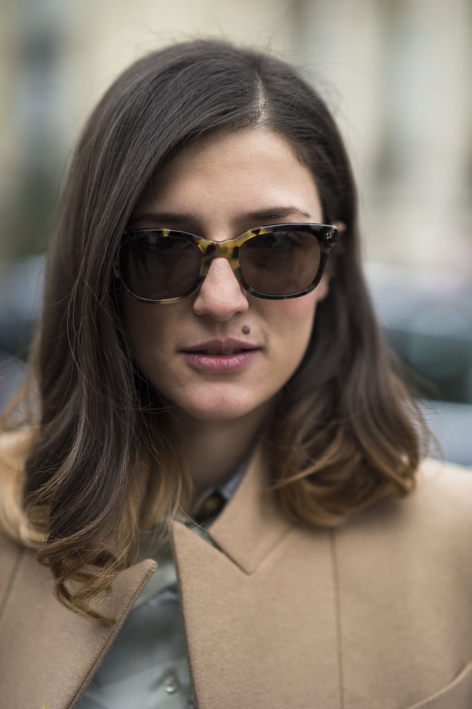 A short crop with slight waves looked beautiful on Eleonora Carisi. Source: Le 21ème | Adam Katz Sinding