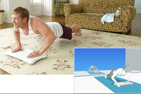 Wii Fit To Hit The Shelves in May