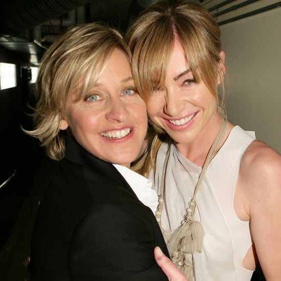 Ellen DeGeneres and Portia de Rossi Quotes About Each Other
