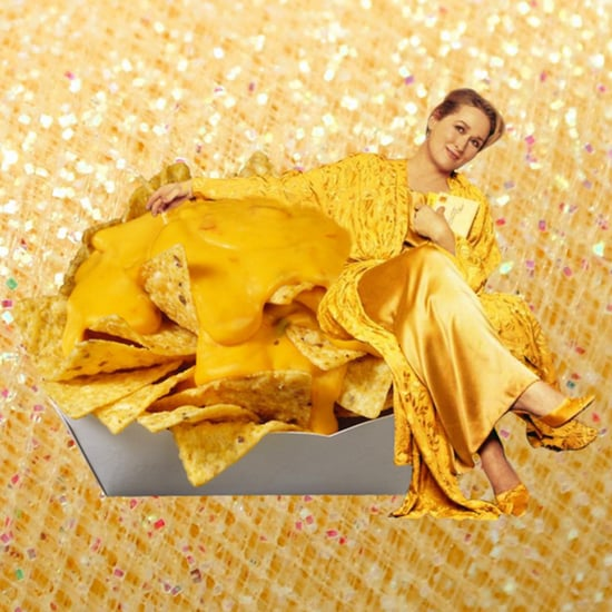 Meryl Streep as Food Instagram