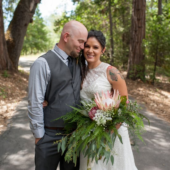 California Forest Wedding