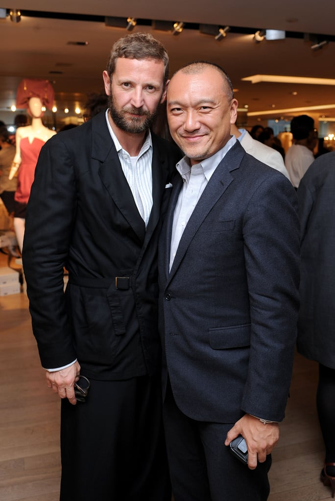 Stefano Pilati, Joe Zee