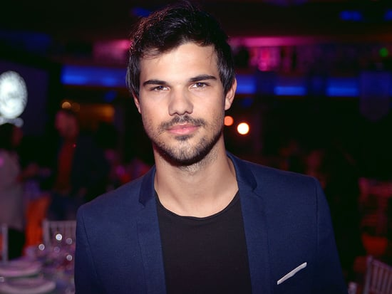 Taylor Lautner Shares His Biggest Fear