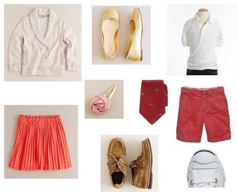 Holiday Trendtotting: Malibu Chrismukkah Looks