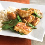 Healthy Take on General Tso's Chicken