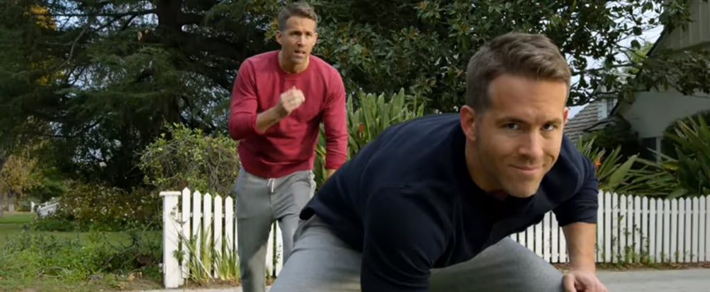 This Glorious Super Bowl Commercial Lets You Imagine a Ryan Reynolds-Filled World
