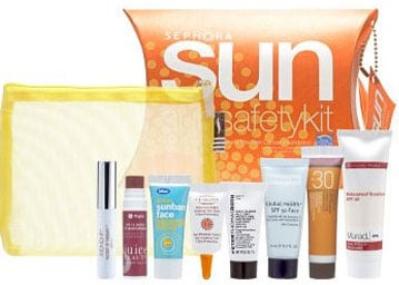 Giveaway of the Day! Sephora Sun Safety Kit