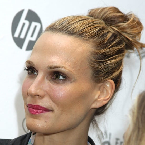 The Molly Sims Next-Day Knot