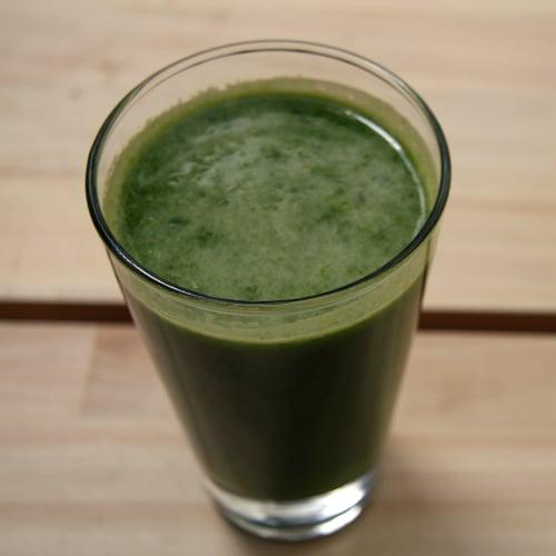 Sweet Greens Juice For Sleep