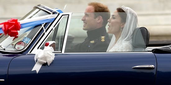 Magical Photos Of Will And Kate's Royal Wedding You Haven't Seen A Million Times