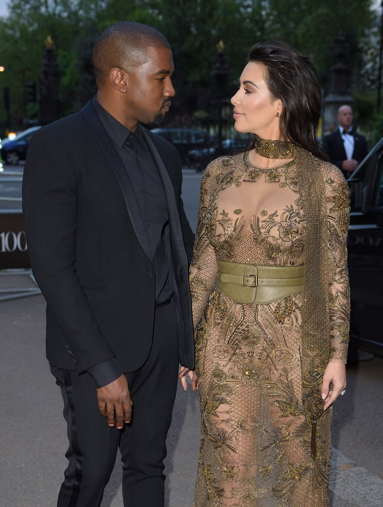 The duo looked so in love when they arrived at the Vogue 100 Festival in London in May 2016.