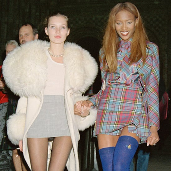 Kate Moss and Naomi Campbell Channel Clueless